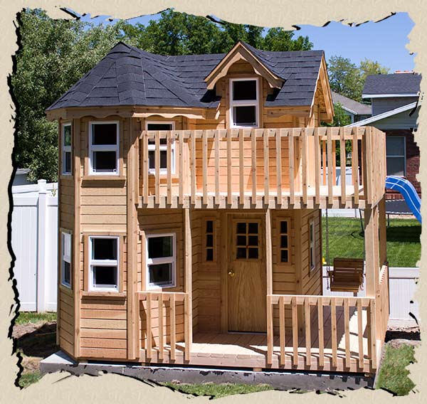 12 free playhouse plans the kids will love 17 best 1000 for Plans for childrens playhouse