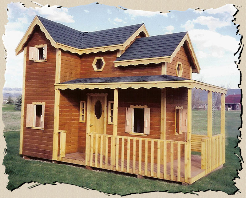 outdoor playhouse plans rh woodmanor net