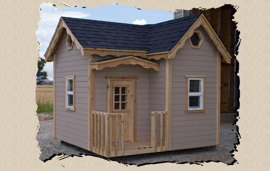 Peachy Playhouse Plans Kids Playhouse Plans Woodmanor Playhouses Interior Design Ideas Clesiryabchikinfo