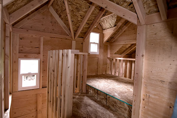 Interior Wood Walls Plywood